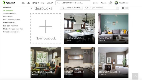 houzz-ideabooks