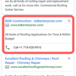 How to get exclusive roofing leads? (today)